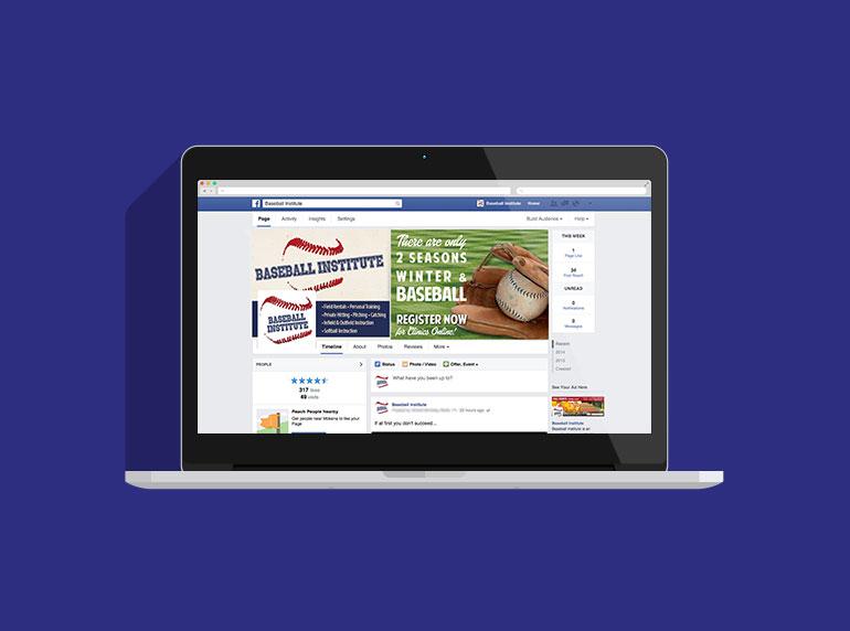 Social Media Branded Design