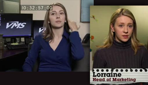 DSHTG Lorraine screen caps