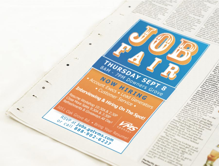 jobFairNewspaperAd