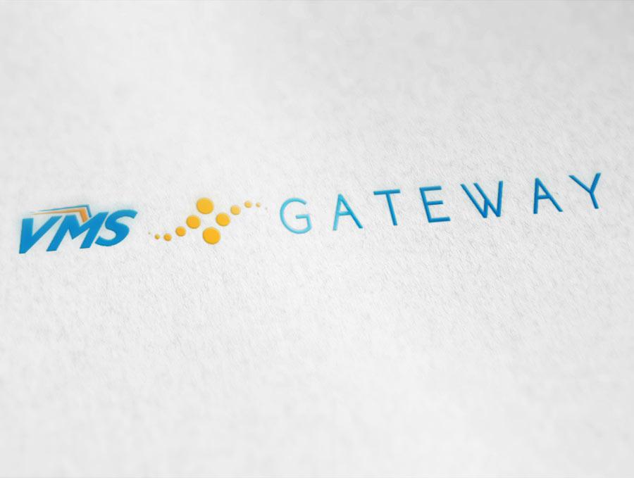 company logo design vms gateway