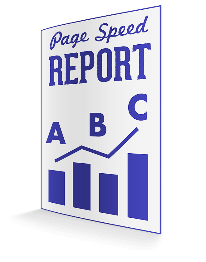 Personalized Page Speed Report