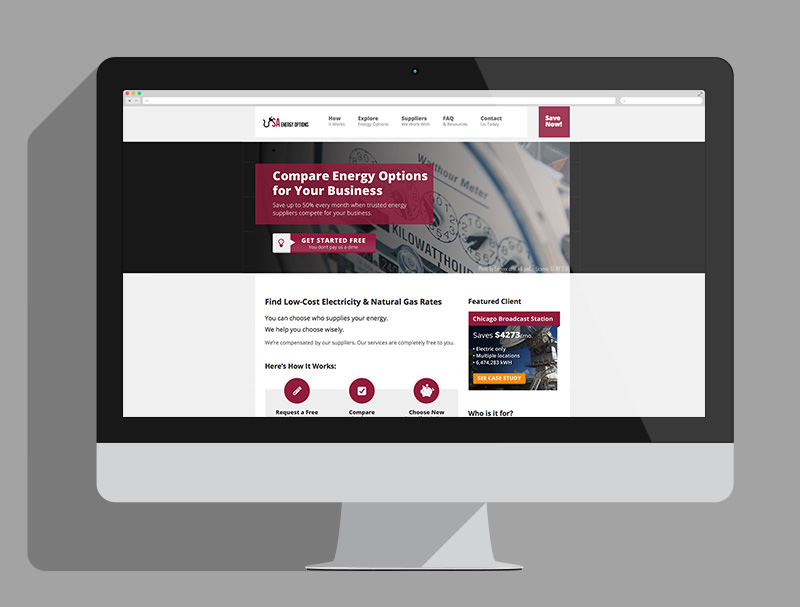 Custom Website Design and Copywriting Services