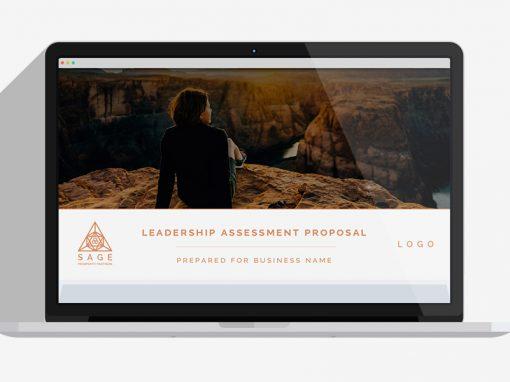 PowerPoint Slide Deck/Pitch Deck Presentation