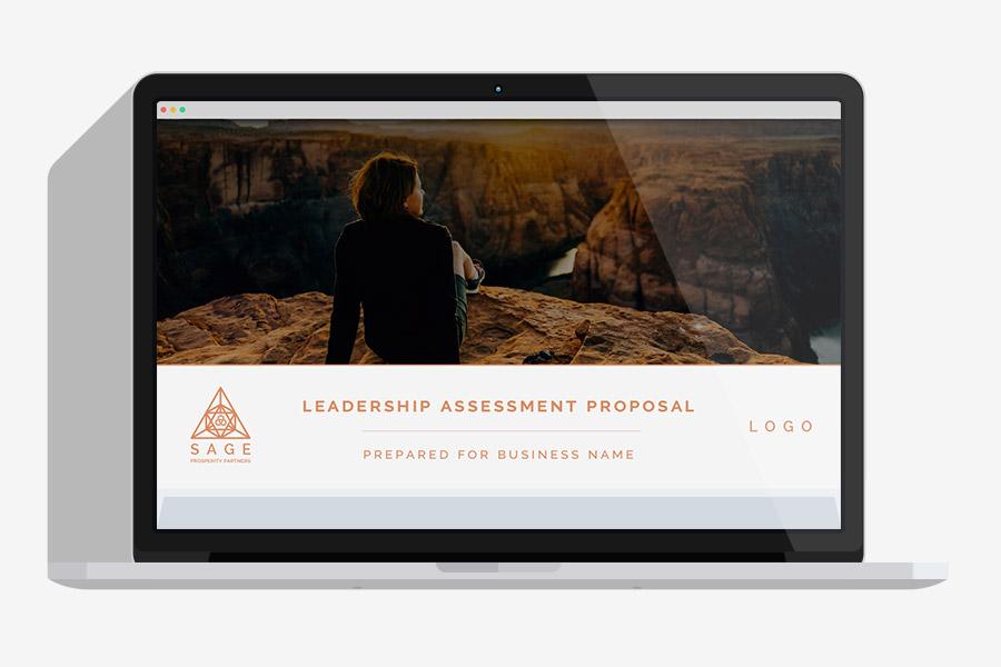 PowerPoint slide deck presentations